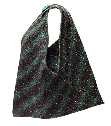 Felted Origami Project Bag Pattern Download
