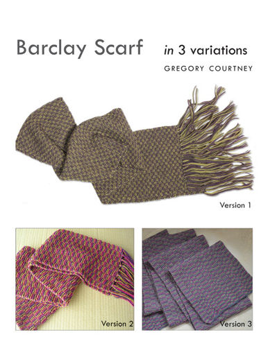 Barclay Scarf Pattern Download
