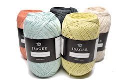 Isager Japanese Cotton