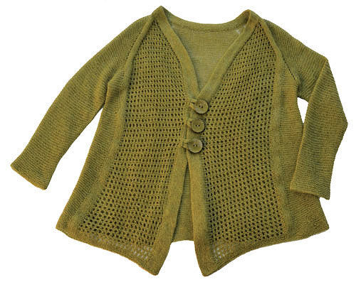 Mayu Cardigan Pattern Download