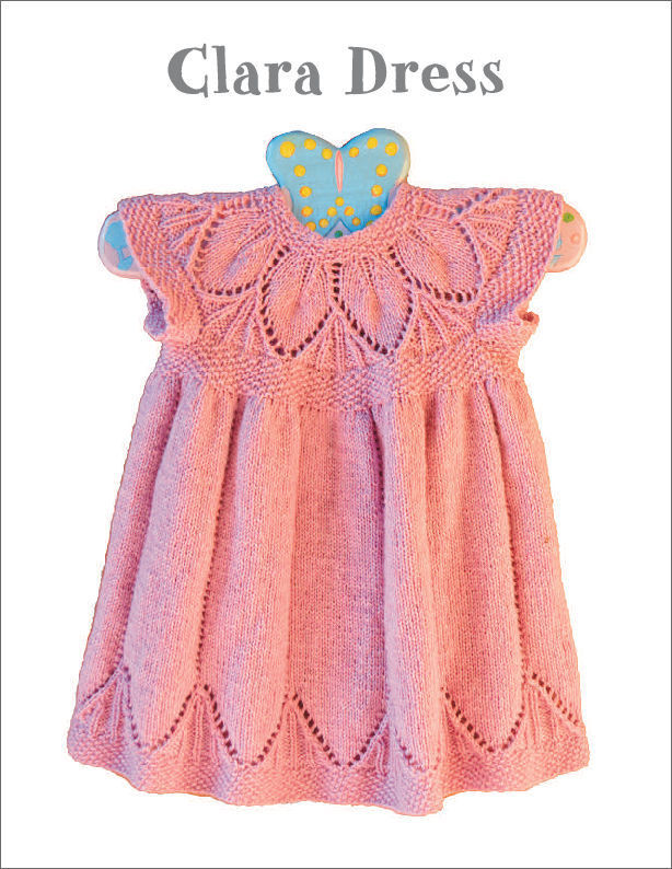 Clara Dress Pattern Printed Tutto Santa Fe