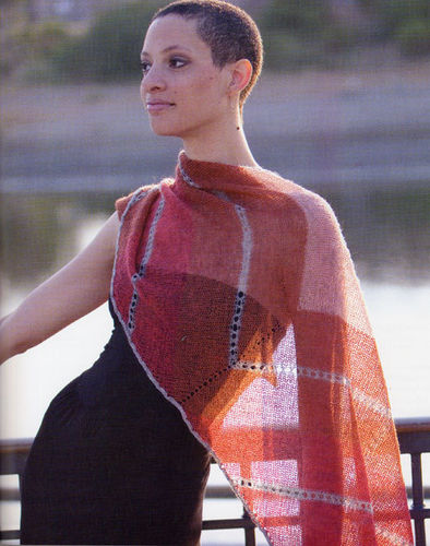 Dawn Shawl Kit