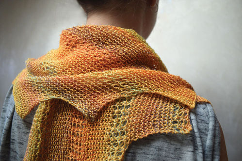 Dankai Kerchief and Shawl Pattern Download
