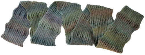 Undulating Scarf Pattern Download