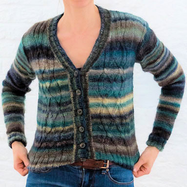 Tome Cardigan Kit