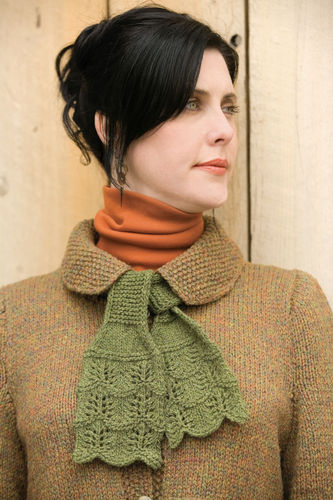 Rosalie Scarf Pattern Download