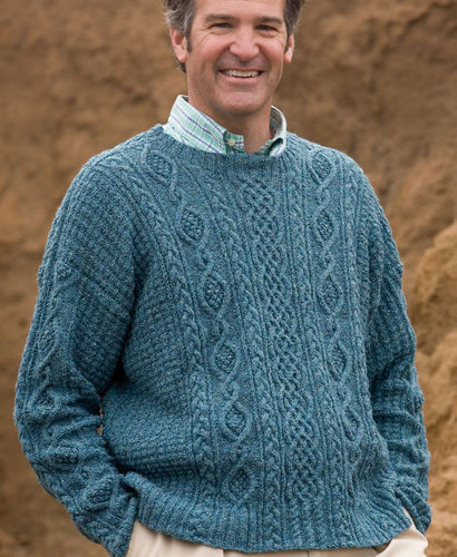 Duxbury Point Pullover Pattern Download