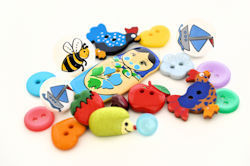 Buttons/Childrens