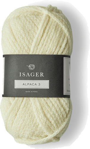 Alpaca 3 - 0 (Natural White)